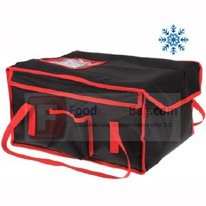 Grand sac Lunch Box pour boite repas restaurant ou livreur vélo, moto, scooter