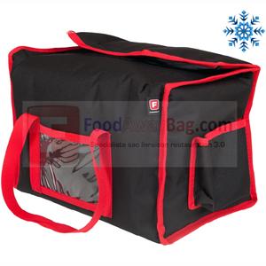 Sac Lunch Box pour boite repas restaurant ou livreur vélo, moto, scooter