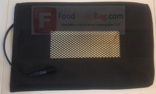 plaque chauffante pour sac Lunchbox4 et Lunchbox6