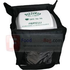 Sac de livraison pour boites Lunchbox isotherme ou chauffant