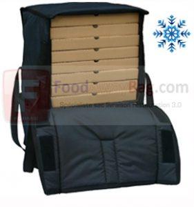 Très Grand sac à pizza, quantité 14 pizza disponible en version isotherme ou chauffant