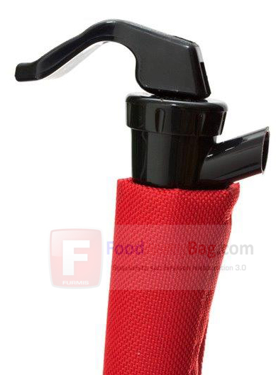 distributeur isotherme détail robinet de service