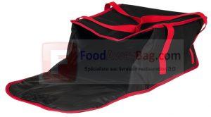Sac de livraison isotherme A partir de 29 euro pour pizza ou plats chauds ou froids