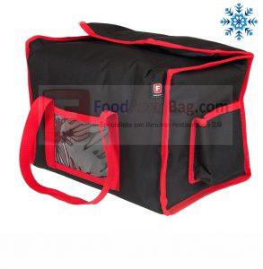 Sac Lunchbox pour 6 boite repas, isotherme existe en version chauffant