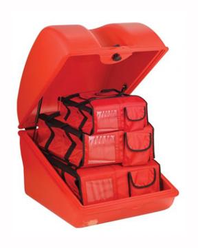 caisse de livraison 10 pizza isotherme avec verins grossiste fran ais de sac de livraison pour. Black Bedroom Furniture Sets. Home Design Ideas