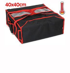 "Sac pizza chauffant pour boite 40 x 40 cm ""M"""