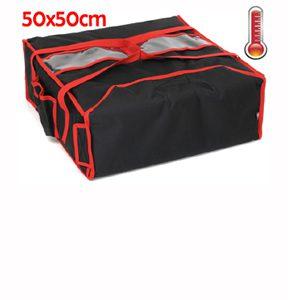 """Sac pizza chauffant pour boite 50 x 50 cm """"XL"""""""