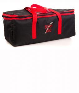 sac pour sushi, sashimi isotherme, spécial livraison traiteur Japonais livré avec cloisons